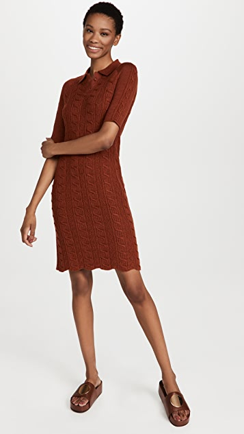 Victor Glemaud 毛衣连身裙
