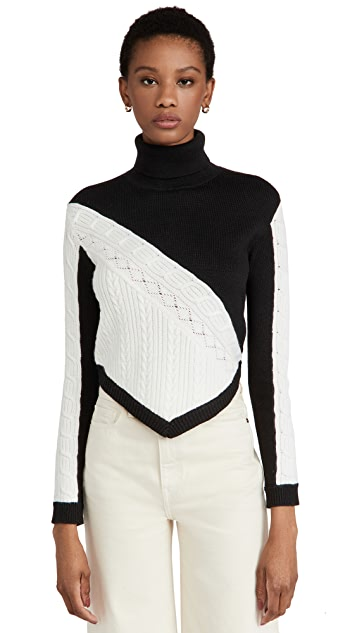 Victor Glemaud Cable Sweater