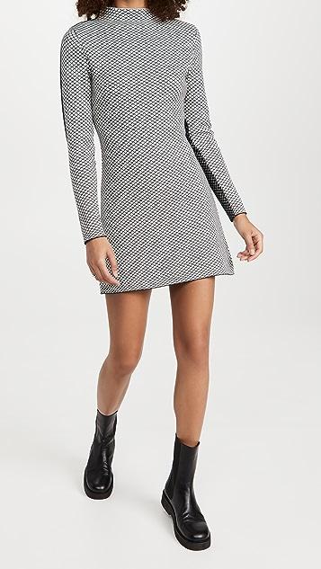 Victor Glemaud Sweater Dress