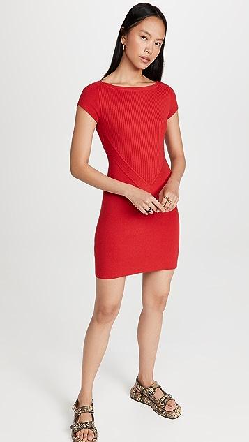 Victor Glemaud Mini Dress
