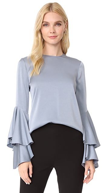 Galvan London Flared Top