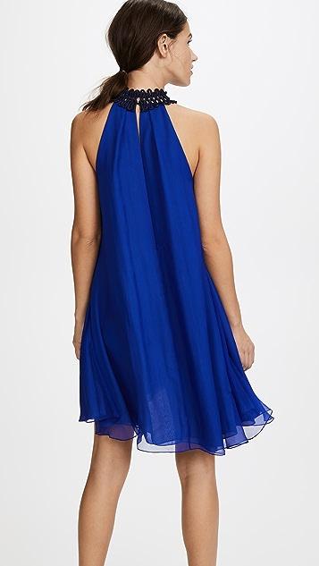 Galvan London Catarata Dress