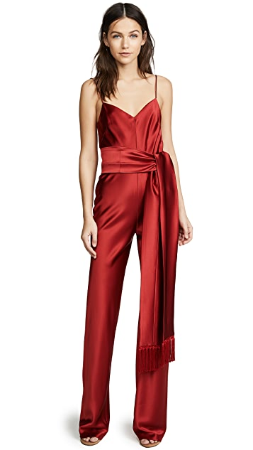 Galvan London Cuzco Jumpsuit