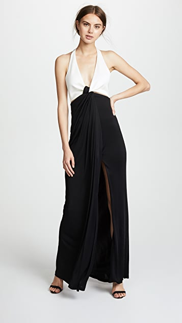 Galvan London Eclipse Gown