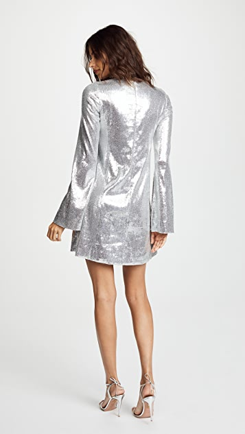 Galvan London Galaxy Mini Dress