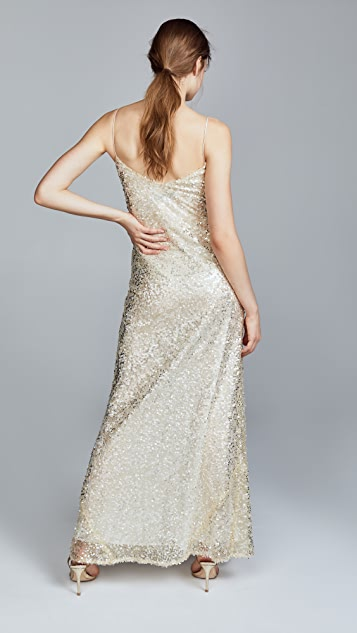 Galvan London Estrella Dress