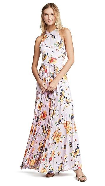 Galvan London Вечернее платье Majorelle
