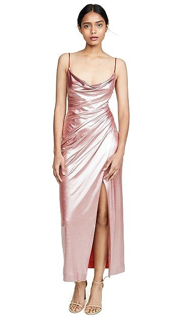 Galvan London Платье Mars