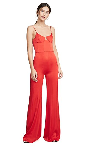 Galvan London Phoebe Jumpsuit