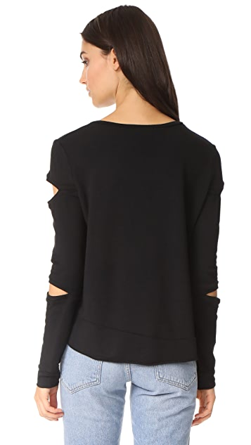 Generation Love Regina Cutout Top