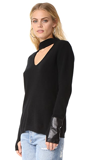 Generation Love Phoenix Cashmere Sweater