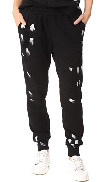 Generation Love Humphrey Paint Smudge Sweatpants