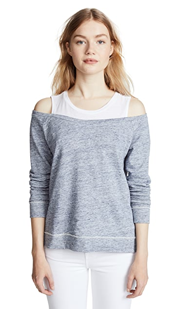 Generation Love Roni Double Layered Sweatshirt