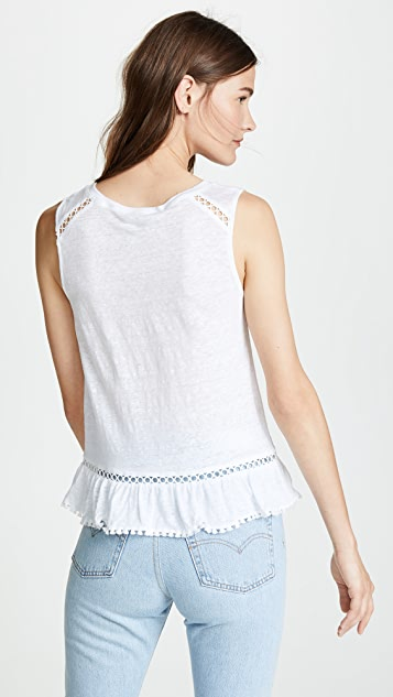 Generation Love Milah Ruffle Top