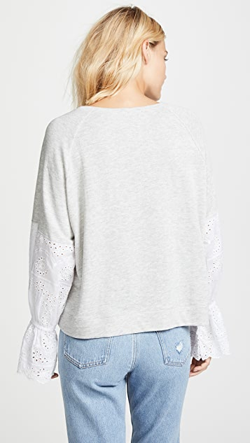 Generation Love Penelope Embellished Sweatshirt
