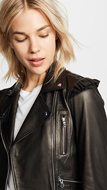Generation Love Roxy Ruffle Moto