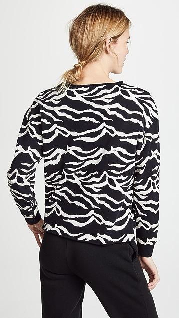 Generation Love Lauren Zebra Sweater