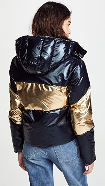 Generation Love Clarke Puffer Jacket