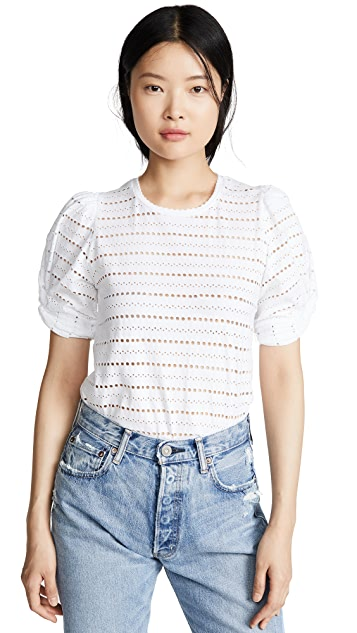 Generation Love Ажурная футболка Zoey