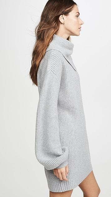 Generation Love Wilson Buttons Sweater Dress