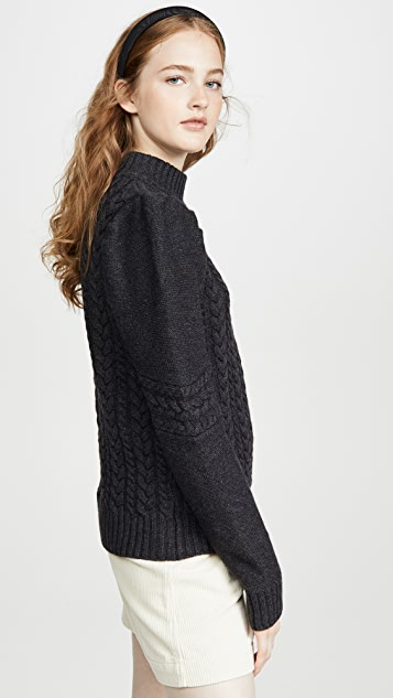 Generation Love Isabella Cable Knit Sweater