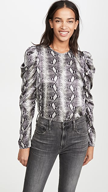 Generation Love Penelope Snake Top
