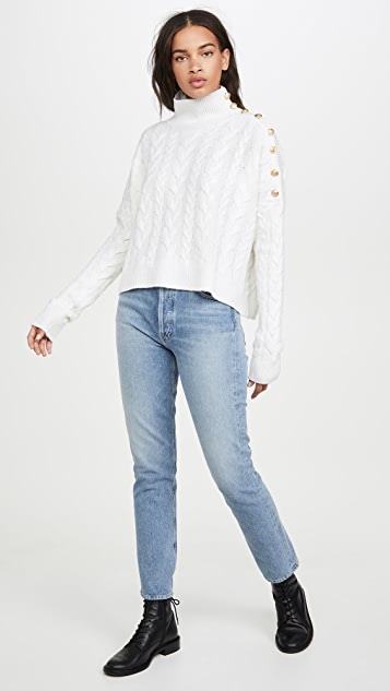 Generation Love Lana Cable Knit Sweater