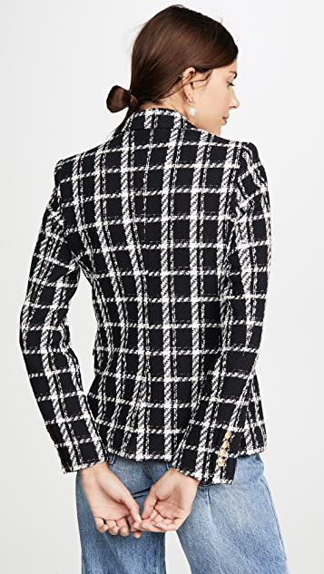Generation Love Alexa Tweed Blazer