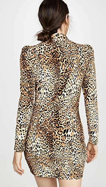 Generation Love Adeline Leopard Dress