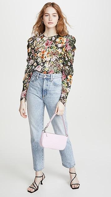 Generation Love Jada 花卉印花女式衬衫