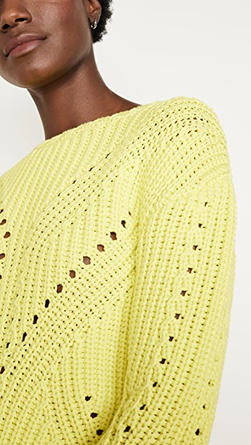 Generation Love Nadia Perf Sweater