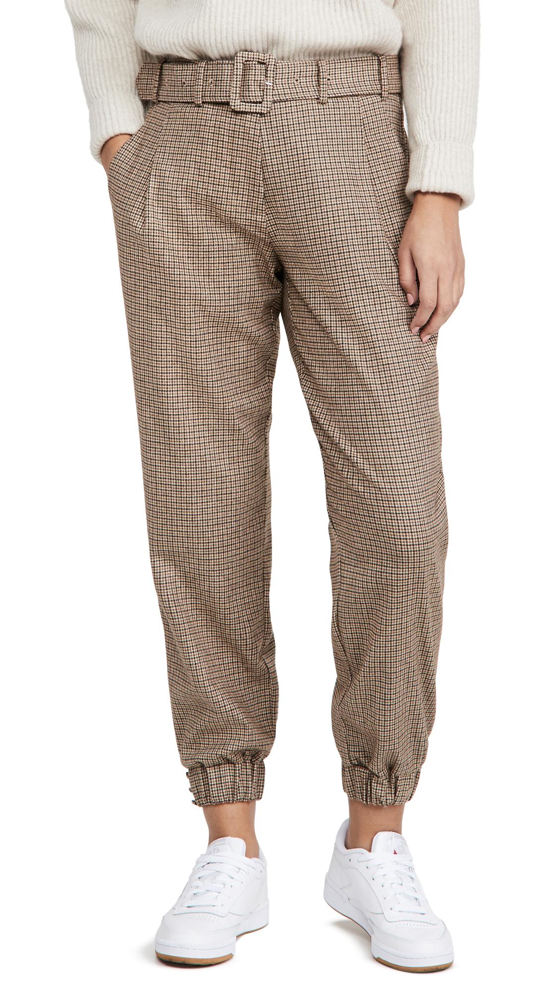 Generation Love Doreen Mini Houndstooth Pants