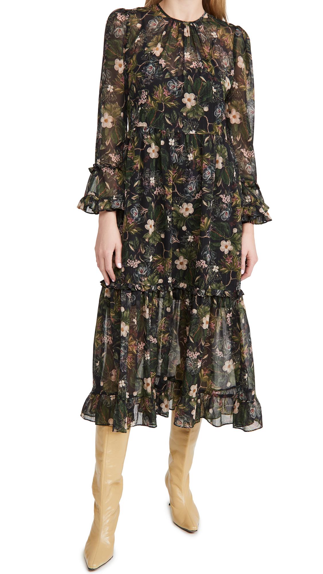 Generation Love Blaine Floral Jungle Maxi Dress