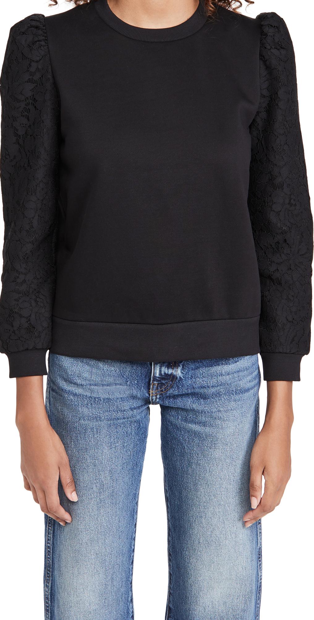Generation Love Noa Lace Sweatshirt