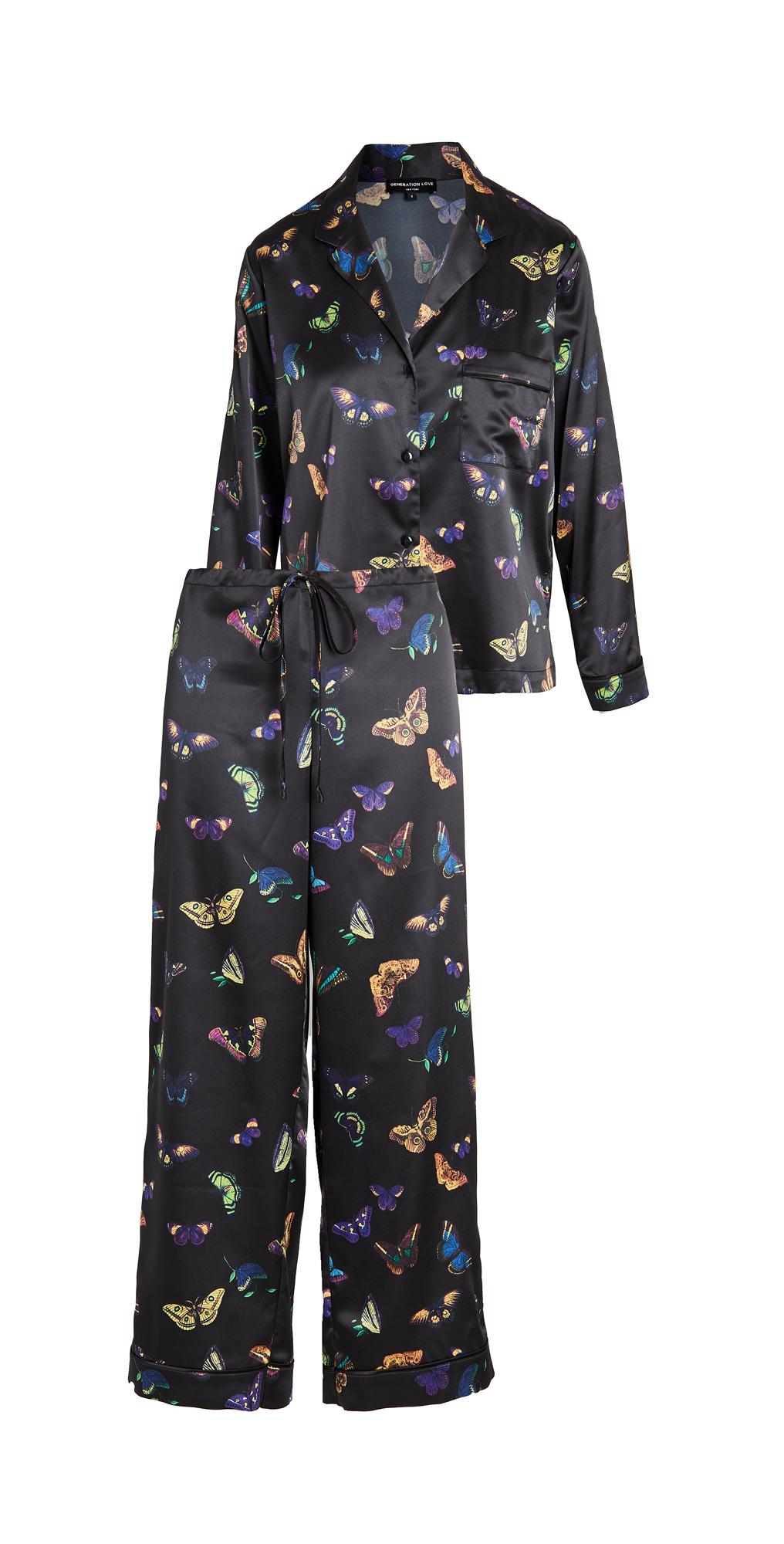 Generation Love Nikki Butterfly Pajama Set