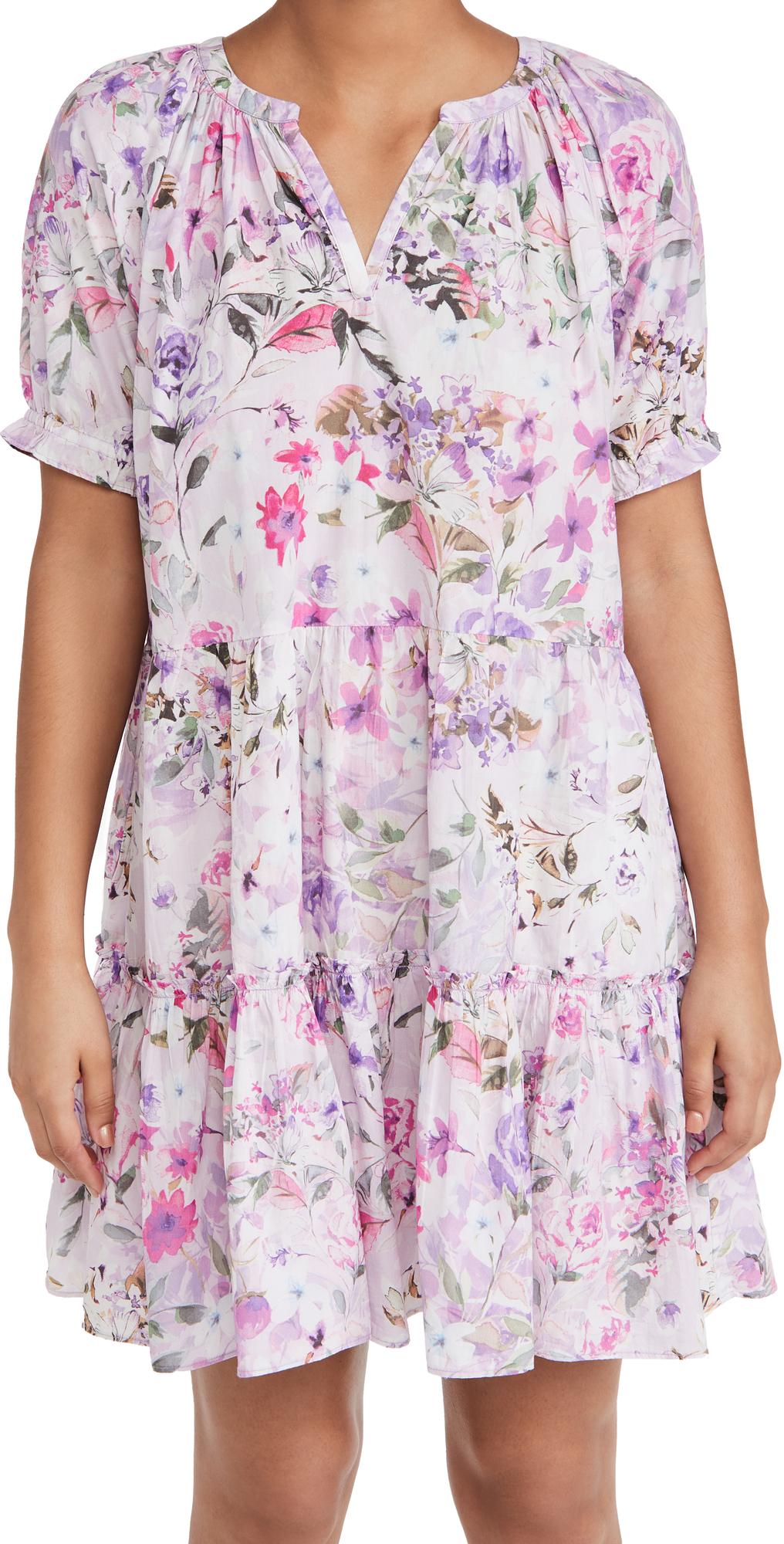 Michela Floral Dress