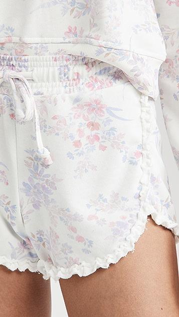 Generation Love Cici Floral Sweatshorts