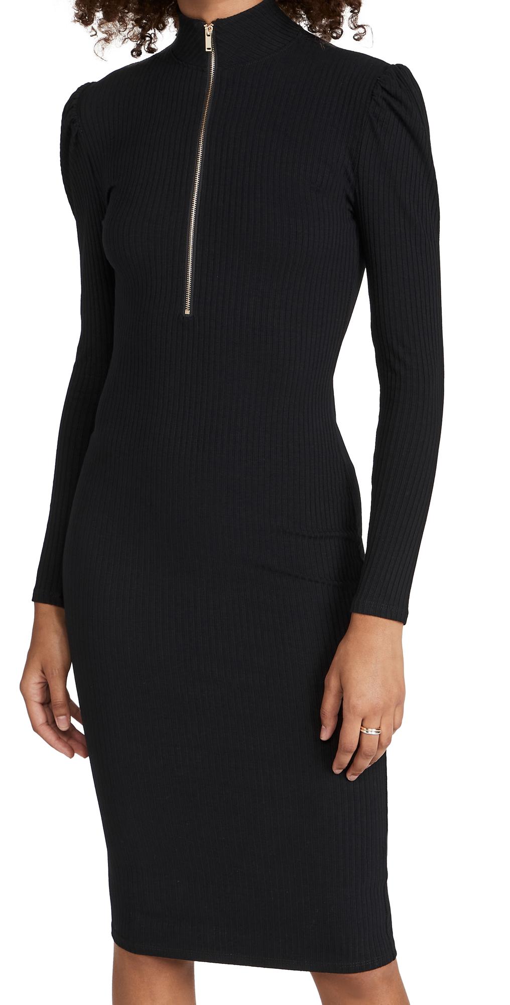 Oris Zipper Dress