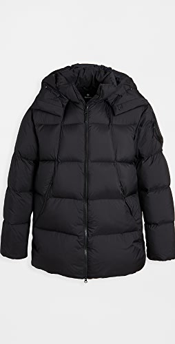 Goldwin - Hooded Spur Down Coat