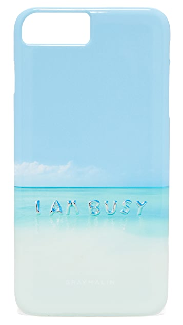 Gray Malin I Am Busy Balloons IPhone 7 Plus Case