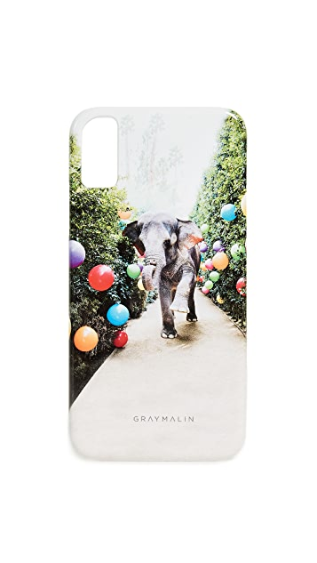 Gray Malin Party at the Parker iPhone X Case