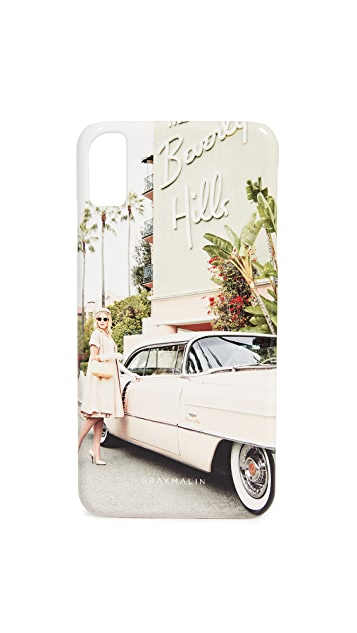 Gray Malin The Beverly Hills Hotel iPhone 手机壳