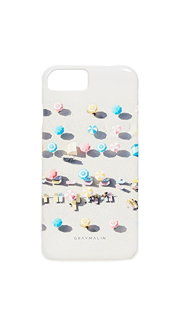 Gray Malin The Miami Beach iPhone Case