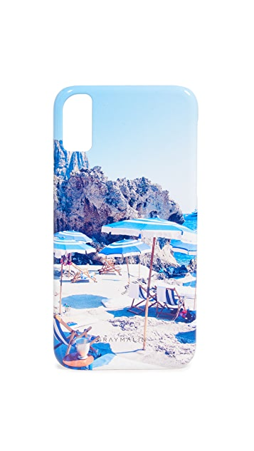 Gray Malin The Capri iPhone 手机壳