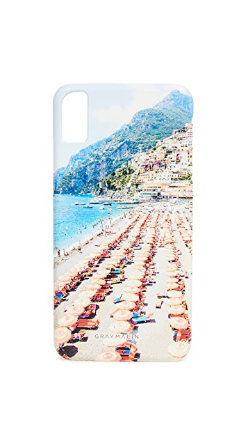 Gray Malin The Positano iPhone Case