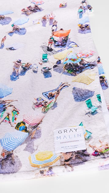 Gray Malin Copacabana Beach Towel
