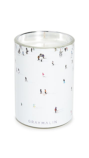 Gray Malin Ski Candle