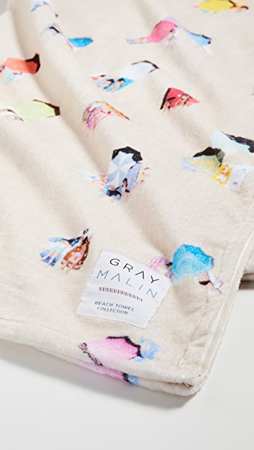 Gray Malin The Beach Towel