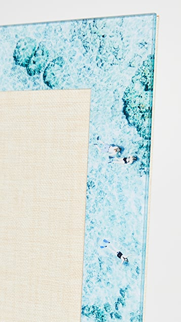 Gray Malin The Reef Picture Frame