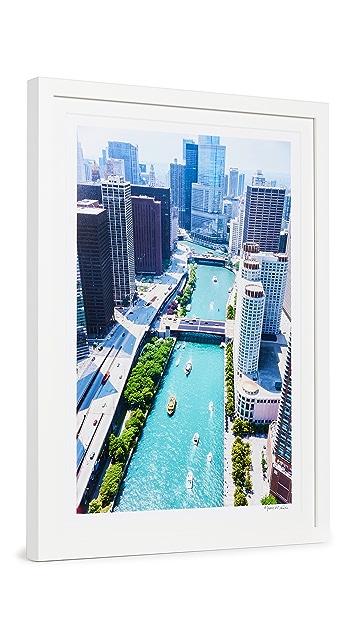 Gray Malin Chicago River